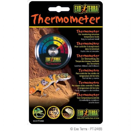 ET Dial Thermometer, PT2465